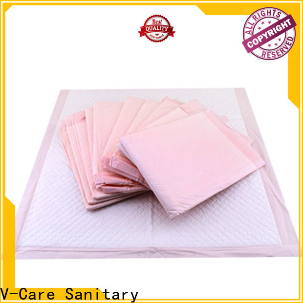 V-Care top underpads supply for sale