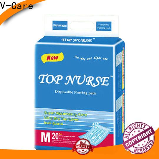 V-Care best underpads wholesale company for nursing