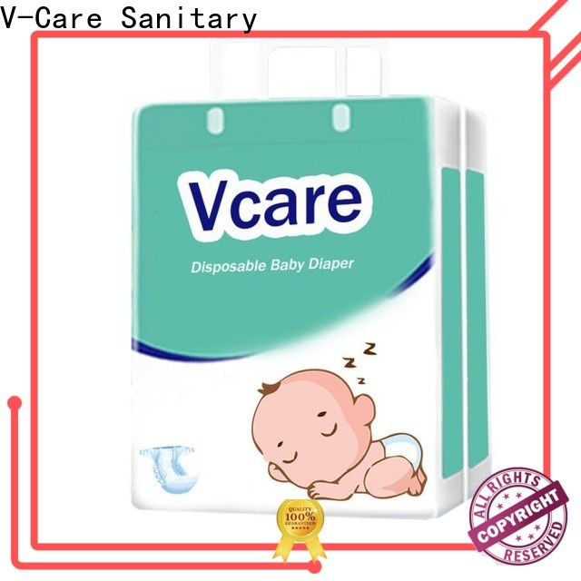 V-Care latest baby pull ups diapers manufacturers for baby