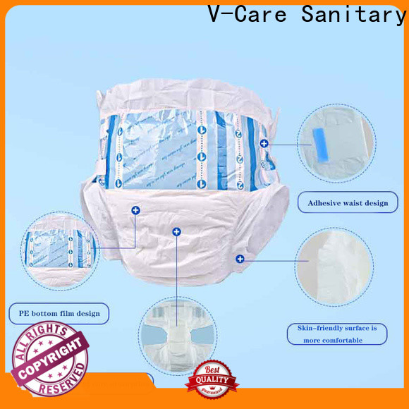 V-Care adult diaper supplies company for sale