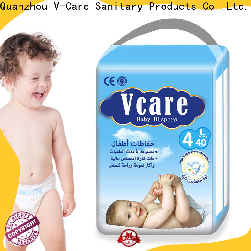 wholesale best baby nappies company for sleeping