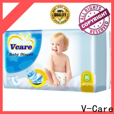 V-Care top baby pull ups diapers suppliers for baby