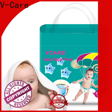 V-Care high-quality toddler nappies company for sale