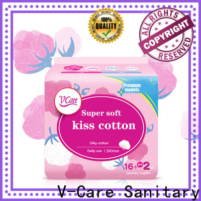 high-quality the best sanitary napkin with custom services for business