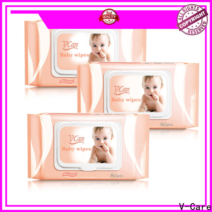new cleaning wet wipes supply for baby