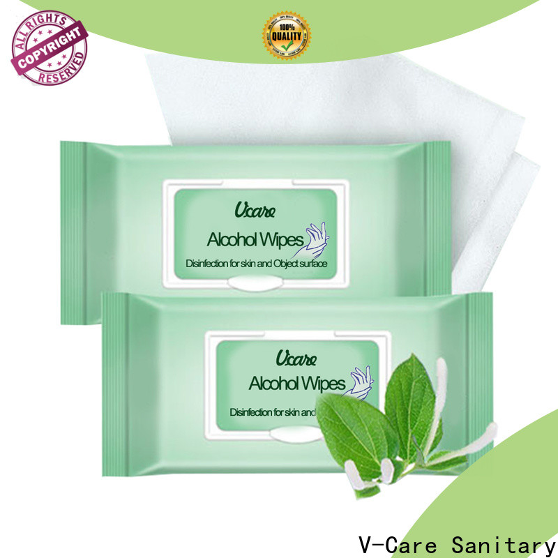 oem wet wipes wholesale company for men
