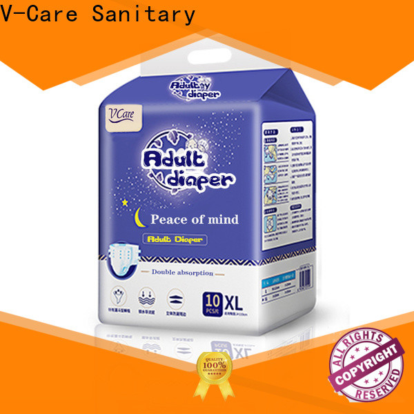 V-Care new adult diapers with custom services for men
