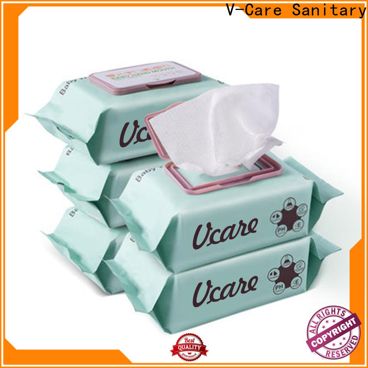 high-quality wipe tissue supply for adult