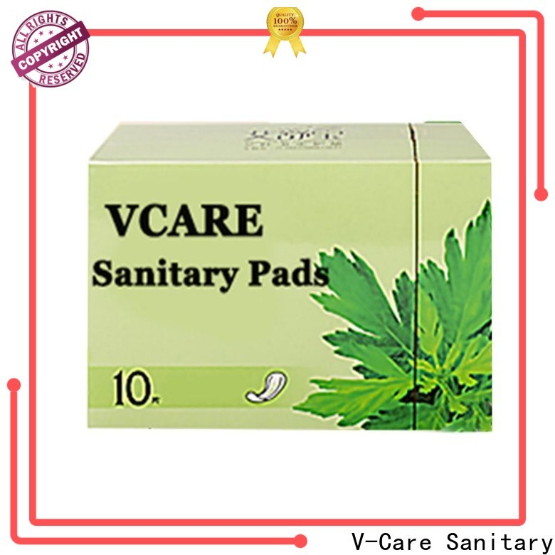 V-Care latest best sanitary towels company for women