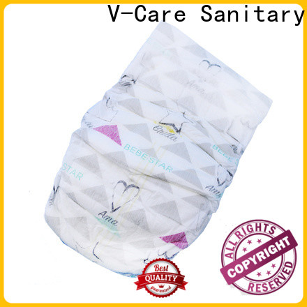 V-Care born baby diaper factory for baby