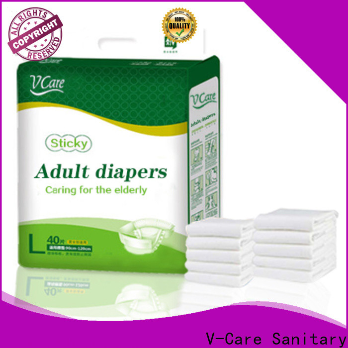 V-Care adults diapers wholesale suppliers for men