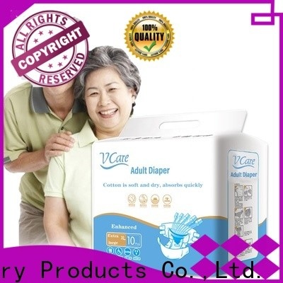 V-Care custom best adult nappies suppliers for women