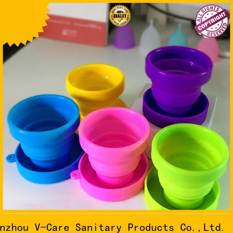 hot sale top menstrual cup company for women