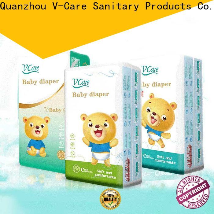 V-Care toddler nappies suppliers for sleeping