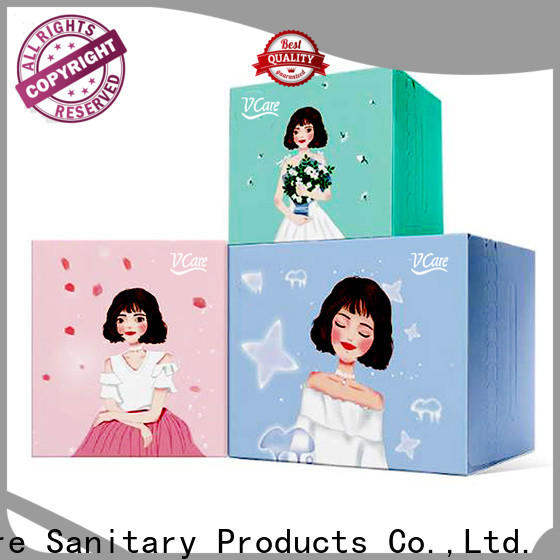 V-Care best wholesale sanitary pads supply for ladies
