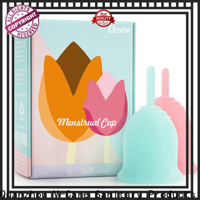 good selling best rated menstrual cup manufacturers for ladies