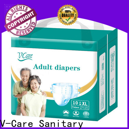 V-Care top adult diaper supplies for business for sale
