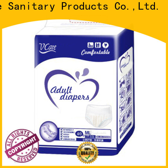 wholesale custom adult diaper suppliers for adult