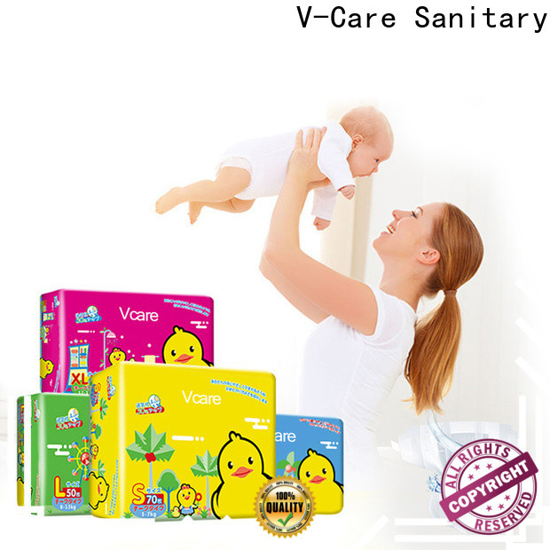 hot sale disposable baby diapers manufacturers for children