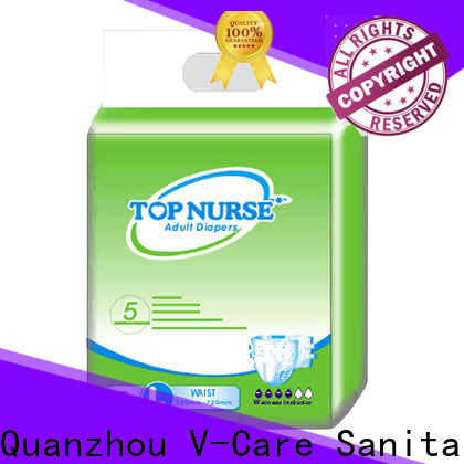V-Care top the best adult diapers manufacturers for men