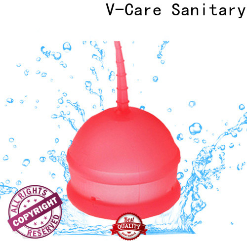 V-Care factory price menstrual cups company for ladies