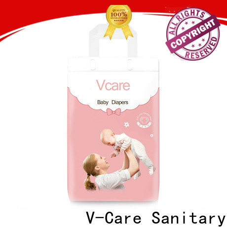 V-Care top baby diapers wholesale suppliers for children