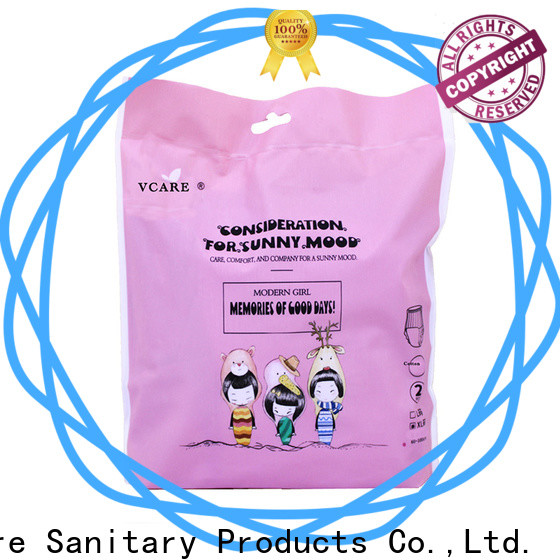 V-Care good sanitary pads supply for women