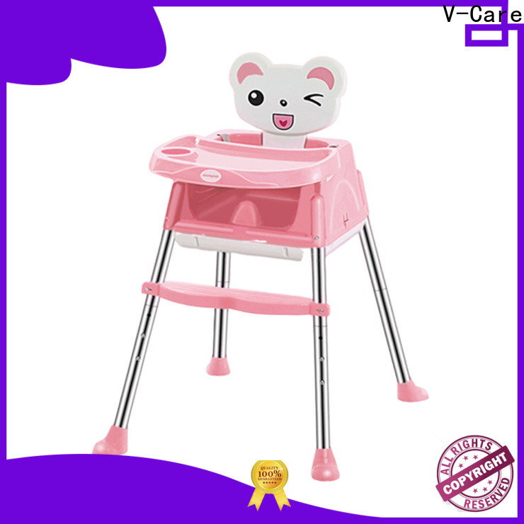 V-Care unique baby high chair supply for travel