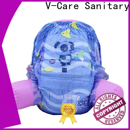 V-Care good selling baby diaper pull ups manufacturers for sleeping