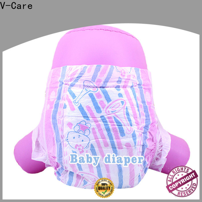 V-Care wholesale baby pull ups diapers company for children