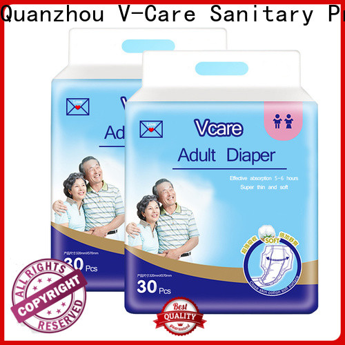 V-Care cheap adult pull ups manufacturers for adult
