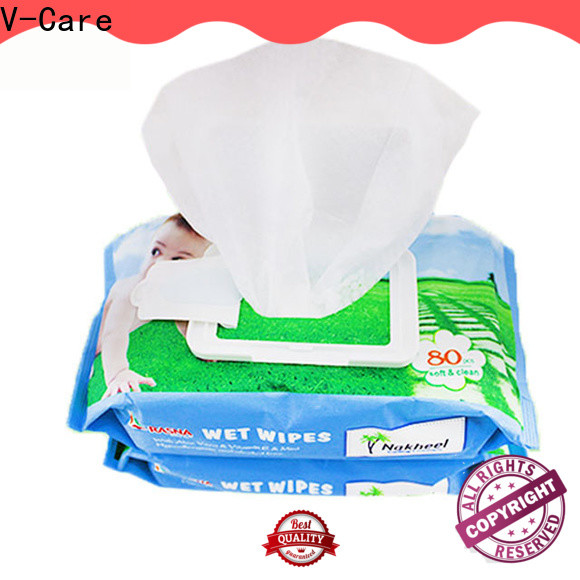 oem cheap wet wipes manufacturers for men