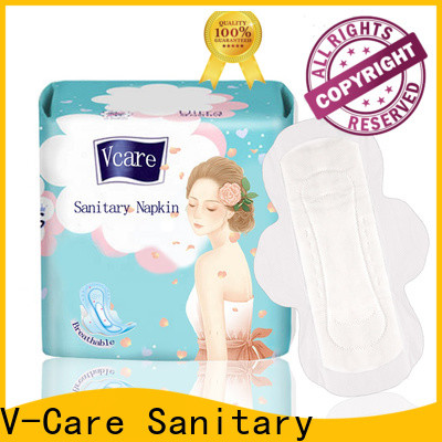 V-Care wholesale sanitary pads factory for business