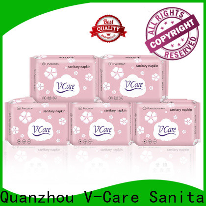 V-Care low price sanitary pads suppliers for sale