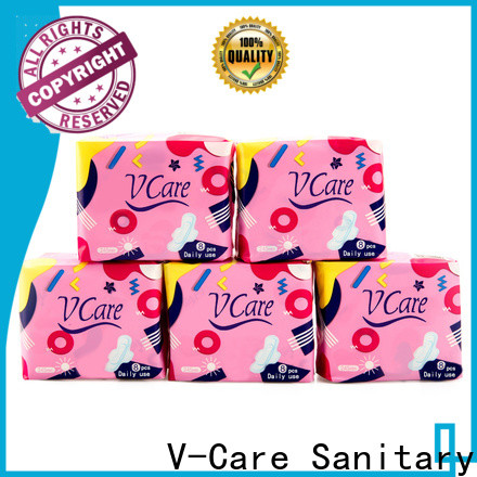 V-Care wholesale sanitary napkin pants suppliers for business