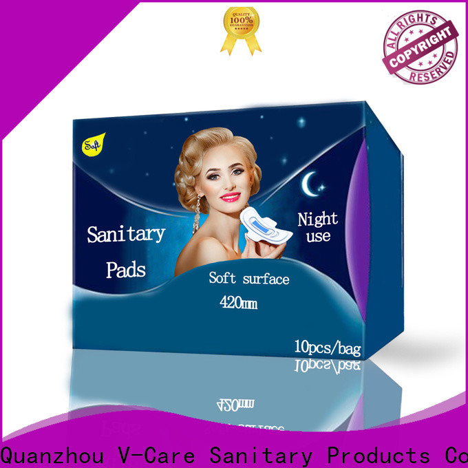 custom panty liner company for business