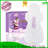 new wholesale sanitary pads with custom services for ladies