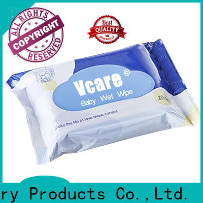 V-Care wholesale best wet wipes manufacturers for baby