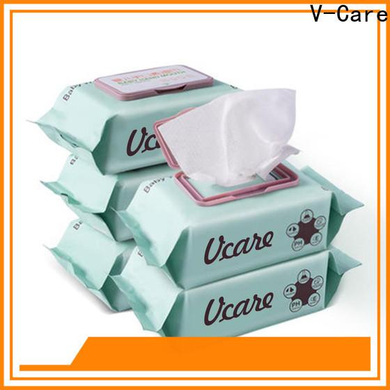 latest bulk wet wipes supply for women