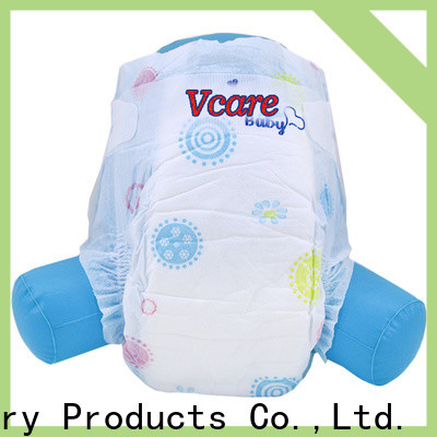 V-Care high-quality cheap baby nappies company for baby