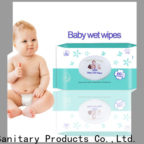 high-quality water wet wipes supply for adult