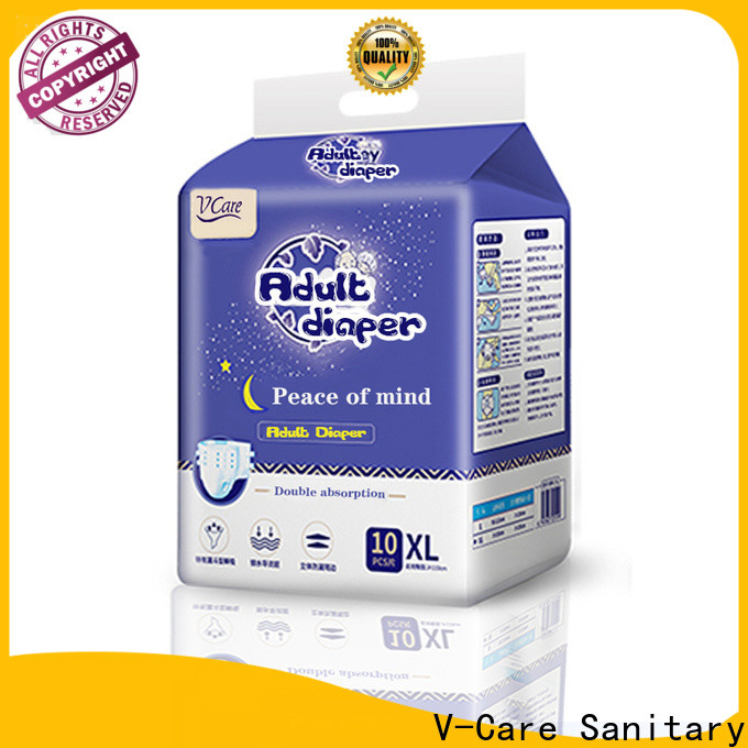 custom comfortable adult diapers suppliers for sale