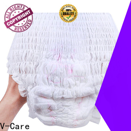 V-Care high-quality disposable sanitary pads factory for ladies