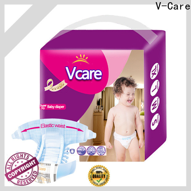 V-Care baby diapers wholesale factory for infant