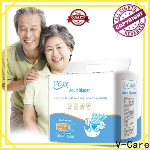 factory price top adult diapers supply for adult