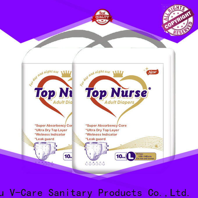 V-Care the best adult diapers suppliers for adult