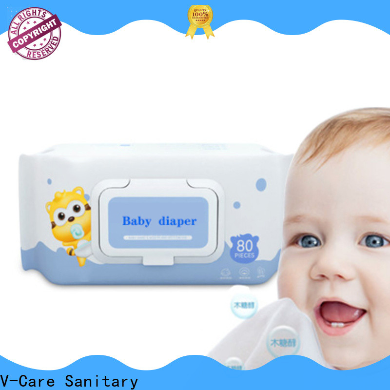 V-Care wet wipes wholesale supply for baby