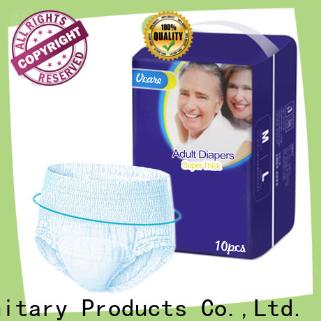 V-Care fast delivery best adult nappies company for sale