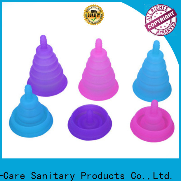 V-Care top menstrual cup suppliers for ladies