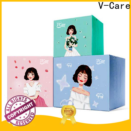 V-Care night sanitary pads company for business
